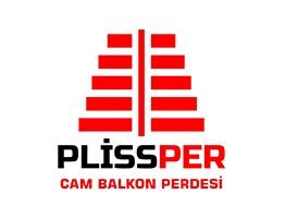 Plissper Cam Balkon Perdesi